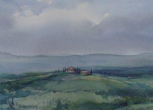 Region Florenz, Volterra, Arezzo
